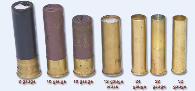 Black Powder Shotgun Shells